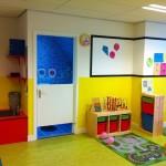 kinderdagverblijf stuc-en schilderwerk